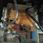 Ремонт холодильника - ремонт модуля управления