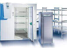 Repair of refrigeration, freezers