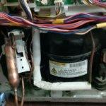 Ремонт холодильника Киев - замена компрессора